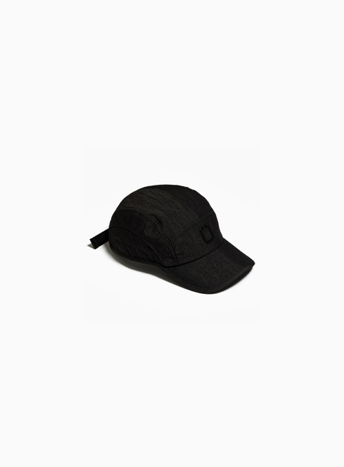 CAMP CAP (BLACK)