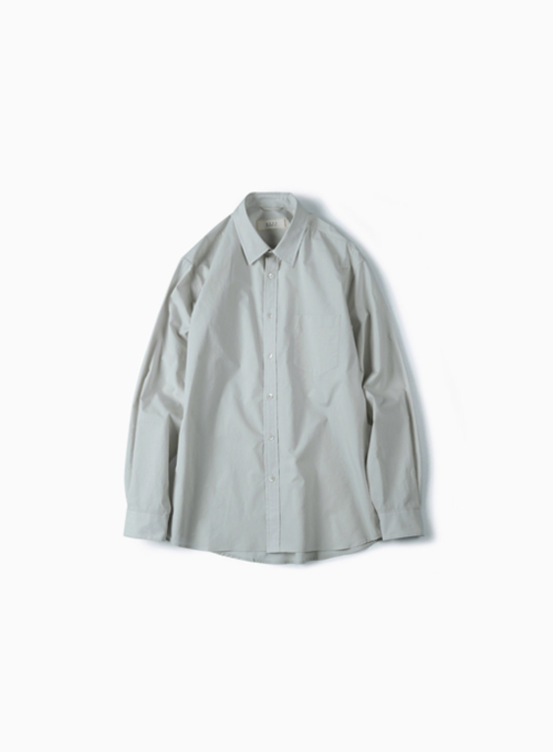 03 STANDARD SHIRT (LIGHT GREY)