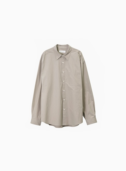 STEADY SHIRT (VINTAGE KHAKI)