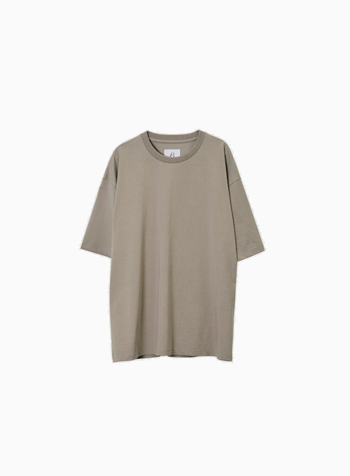 ONE DAY T SHIRT (BEIGE)