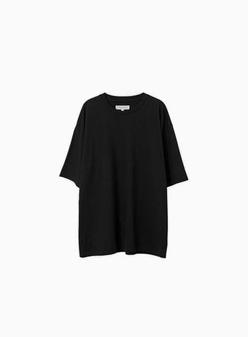 ONE DAY T SHIRT (BLACK)