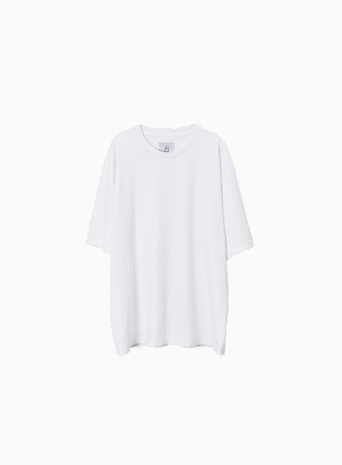 ONE DAY T SHIRT (WHITE)