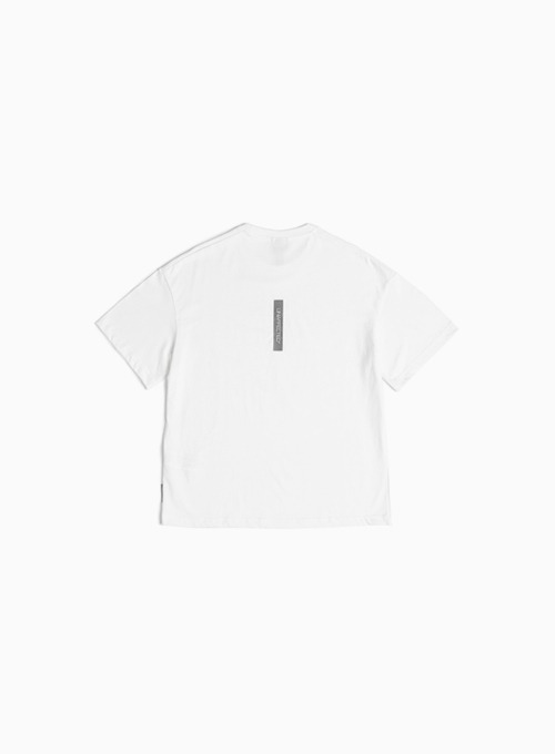 LOGO LABEL T-SHIRT (OFF WHITE)