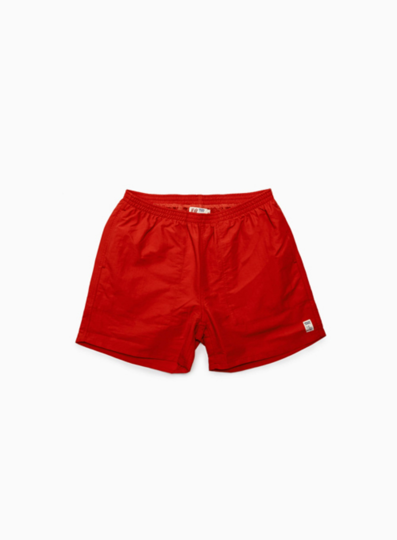 FATIGUE SHORTS (RED)