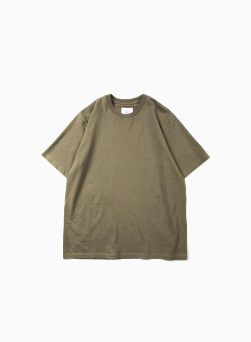 ESSENTIAL T-SHIRTS (MOCHA)