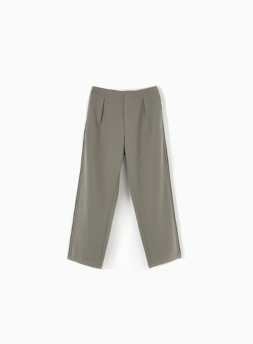 LOOSED JOGGER PANTS (KHAKI)