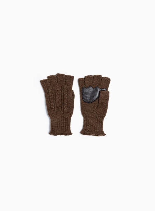 SURVIVAL GLOVES (BROWN)