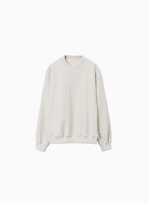ESSENTIAL SWEAT SHIRTS (ECRU)