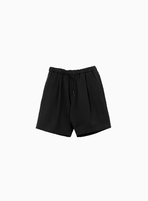 FIELD SHORTS (BLACK)