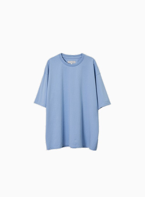 ONE DAY T SHIRT (SKY BLUE)